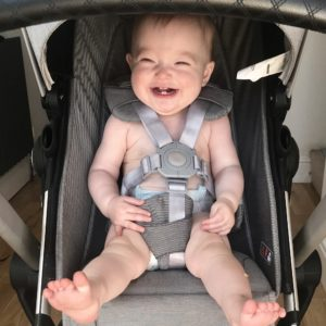 Putting a blanket over your pram in high temperatures is putting your baby at risk   Baby Sound Asleep